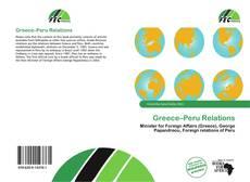 Couverture de Greece–Peru Relations