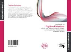 Buchcover von Fugitive Emissions