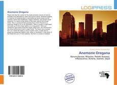 Bookcover of Anemone Oregana