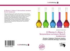 Обложка 4-Deoxy-L-threo-5-hexosulose-uronate Ketol-isomerase