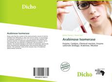 Bookcover of Arabinose Isomerase