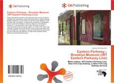 Bookcover of Eastern Parkway – Brooklyn Museum (IRT Eastern Parkway Line)