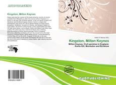 Portada del libro de Kingston, Milton Keynes