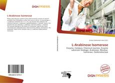 Обложка L-Arabinose Isomerase