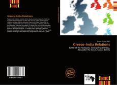 Couverture de Greece–India Relations