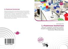 Обложка L-rhamnose Isomerase