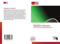 Bookcover of Kingston, Tasmania