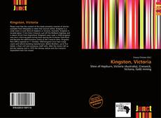 Capa do livro de Kingston, Victoria