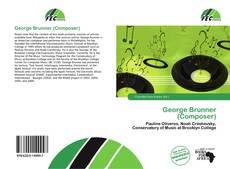 Portada del libro de George Brunner (Composer)