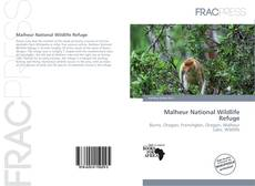 Portada del libro de Malheur National Wildlife Refuge