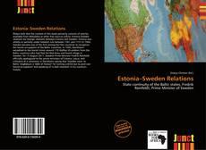 Portada del libro de Estonia–Sweden Relations