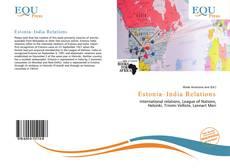 Couverture de Estonia–India Relations