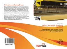 Bookcover of Dick Johnson (Racing Driver)