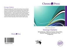 Buchcover von George Galatis