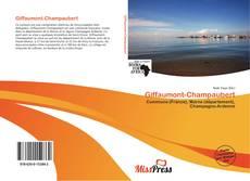 Capa do livro de Giffaumont-Champaubert