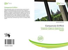 Bookcover of Campanula Griffinii