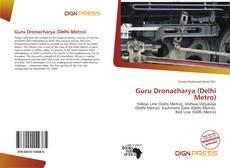 Portada del libro de Guru Dronacharya (Delhi Metro)