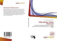 Capa do livro de Mike Barber (Wide Receiver)