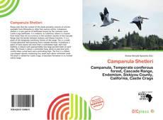 Bookcover of Campanula Shetleri