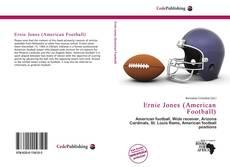 Bookcover of Ernie Jones (American Football)