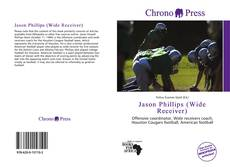 Capa do livro de Jason Phillips (Wide Receiver)