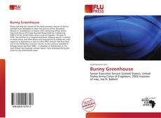 Bookcover of Bunny Greenhouse