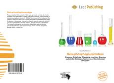 Buchcover von Beta-phosphoglucomutase