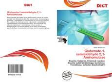 Bookcover of Glutamate-1-semialdehyde 2,1-Aminomutase