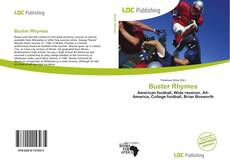 Bookcover of Buster Rhymes