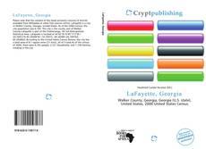 Bookcover of LaFayette, Georgia