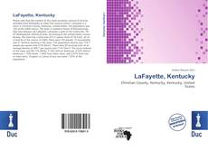 Bookcover of LaFayette, Kentucky