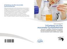 Capa do livro de 3-Carboxy-cis,Cis-muconate Cycloisomerase