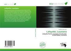 Bookcover of Lafayette, Louisiana