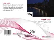 Bookcover of Alba Fucens