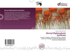 Couverture de Bornyl Diphosphate Synthase