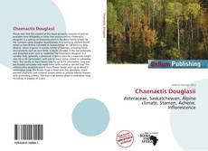 Capa do livro de Chaenactis Douglasii