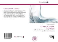 Bookcover of Lafayette Parish, Louisiana