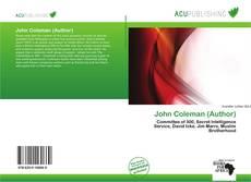 Обложка John Coleman (Author)