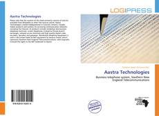 Bookcover of Aastra Technologies