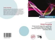 Bookcover of Jiang Yanyong