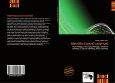 Bookcover of Identity (social science)