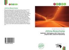 Borítókép a  Johnny Beauchamp - hoz