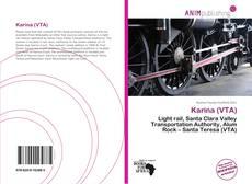 Copertina di Karina (VTA)