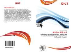 Portada del libro de Michel Mitrani