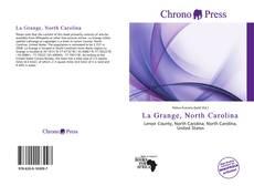 Bookcover of La Grange, North Carolina