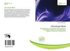 Bookcover of Christoph Meili