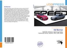 Bookcover of Ed Berrier