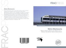 Bookcover of Metro Moctezuma