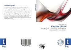 Borítókép a  Kardam (Khan) - hoz