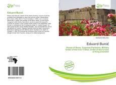 Buchcover von Eduard Bunić